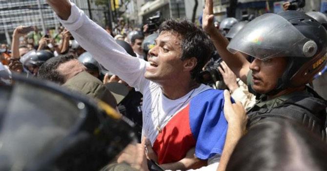 Fiscalía acusa a Leopoldo López por algo bien feo que seguro quería hacer