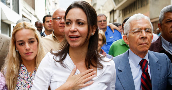Fiscalía invitó a Maria Corina Machado a compartir un lindo día en sus oficinas
