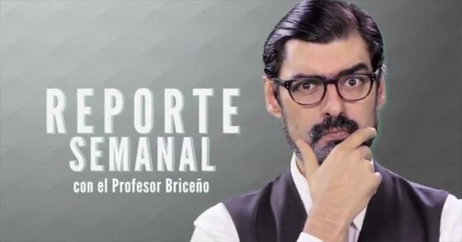 Reporte Semanal - Briceño habla sobre Esquivel y el fútbol nacional