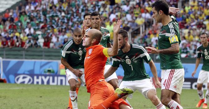 Descubren que Robben era Daniel Day-Lewis preparándose para una película