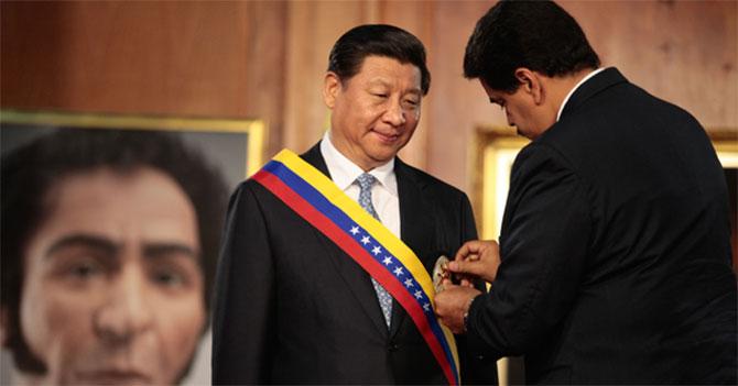 Con 98% de votos nuevo presidente del PSUV y Venezuela es Xi Jinping