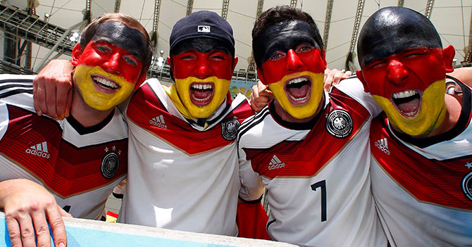 TOP 10 Razones para apoyar a Alemania en la final del Mundial
