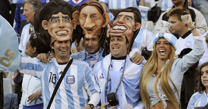 TOP 10 Razones para apoyar a Argentina en la final del Mundial
