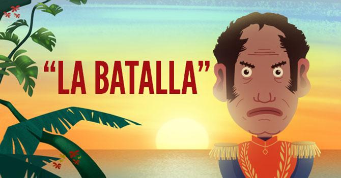 Isla Presidencial - 3ra Temporada - La Batalla