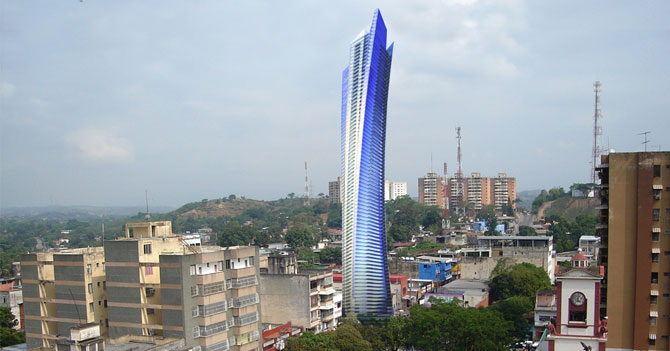 Gobierno construirá centro financiero en Cúa para trasladar a inquilinos de la Torre de David