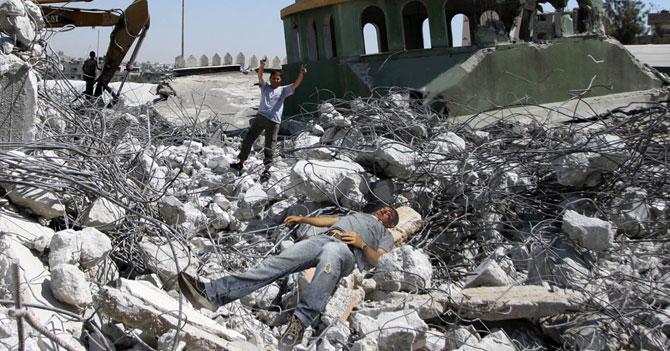 Gobierno enviará contigente de heridos de bala venezolanos a Gaza