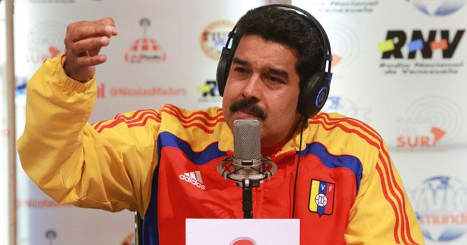 """Maduro presentó el plan """"Sorry por esos 15 años, empecemos de cero ¿si va?"""""""
