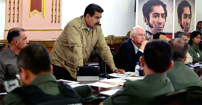 Maduro pide permiso para salir en lista de los más influyentes de TIME