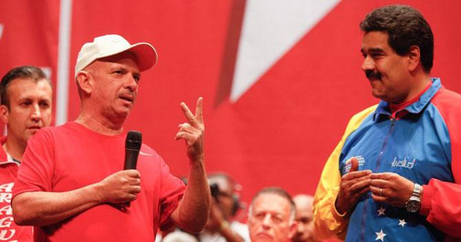 Maduro agradeció a países pajúos que cumplen las leyes por liberación de Carvajal