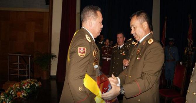 """Homenajean a guardia nacional que más ha pedido """"pa'l fresco"""""""