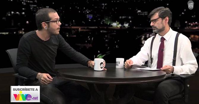 Reporte Semanal - Briceño entrevista a Melanio Escobar