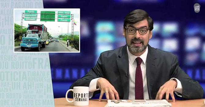 Reporte Semanal - Situación en la frontera
