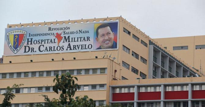 """Hospital Militar cambia nombre a Hospital """"De General para Arriba"""""""
