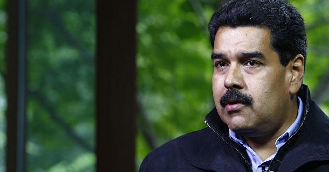 """Maduro: """"Si yo fuera presidente no aumentaría la gasolina"""""""
