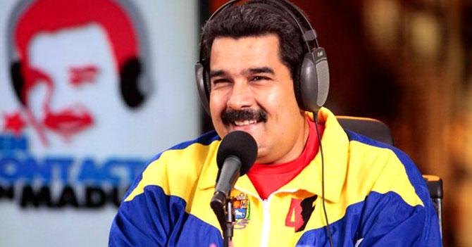 Maduro anuncia que podría anunciar algo que después no va a anunciar