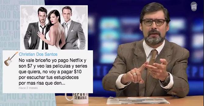 Reporte Semanal - Briceño responde comentarios