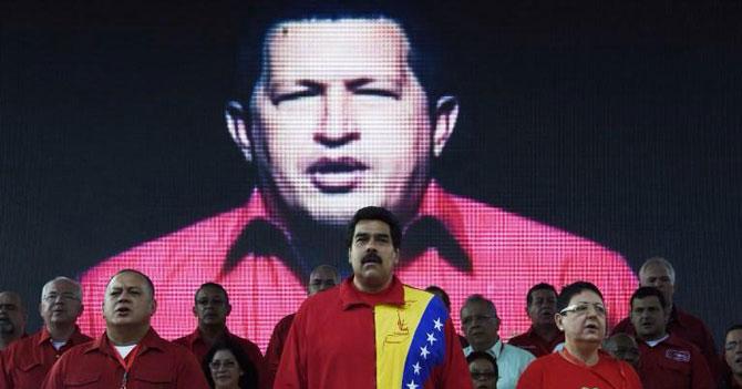 Chávez es un ser imaginario creado por el hombre para explicar lo que no entiende