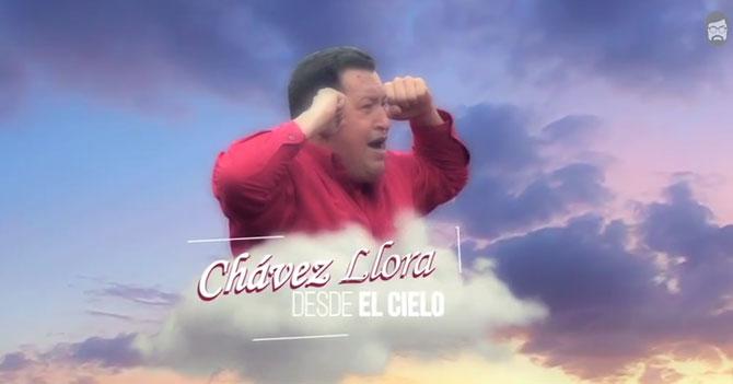 Reporte Semanal - Chávez llora desde el cielo