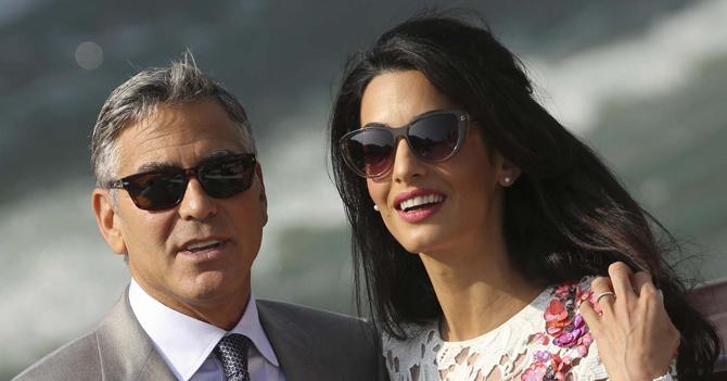 George Clooney no se casó contigo