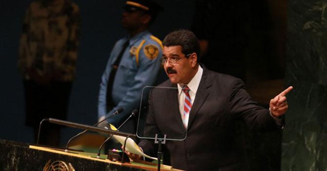 Maduro pide a Obama liberación de Leopoldo López