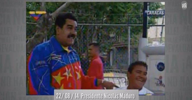 Reporte Semanal - Maduro siendo un bully