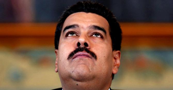 """Maduro en cadena """"¿Por qué votaron por mi?"""""""