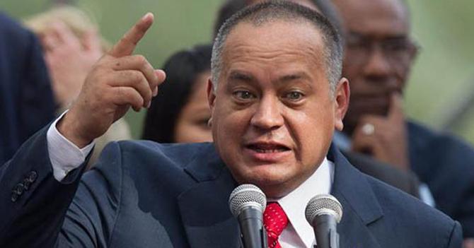 TOP 10 Personas que Diosdado investigará