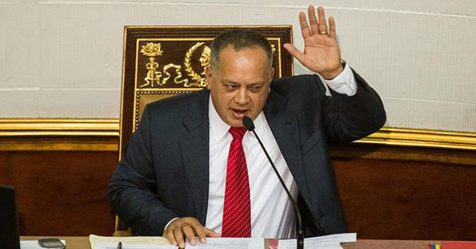 Diosdado nombra a sus perros como rectores del CNE