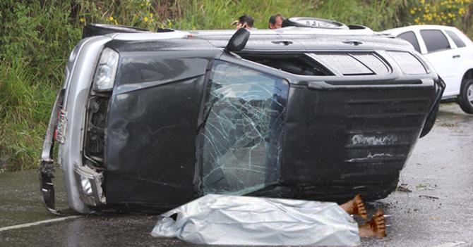 Frodo y Sam mueren en la Autopista Regional del Centro