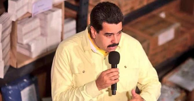 Maduro propone ley que castigue el asesinato