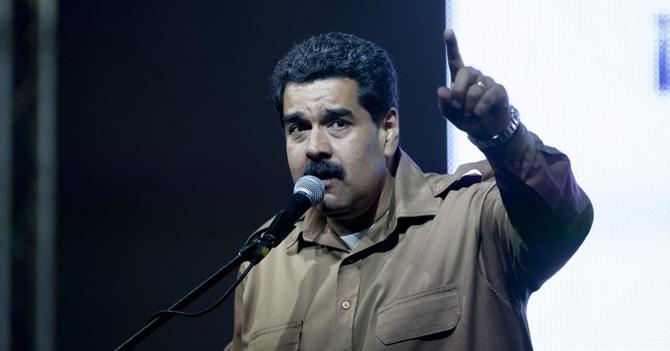 "Maduro: ""Oposición irresponsable no se ha manifestado contra lagartos aliens asesinos"""