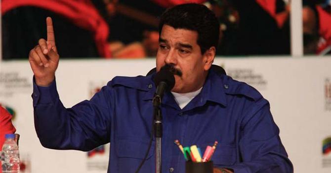 Papá Maduro pide a sus hijos que no pidan todo a papá estado