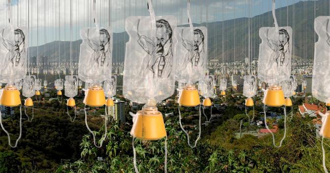 30 millones de máscaras de oxígeno caen sobre Venezuela