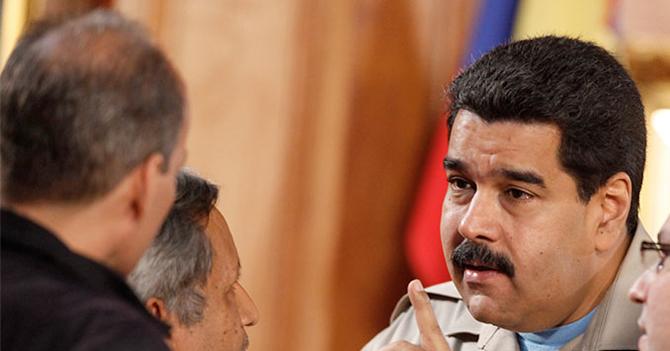 Maduro llevará reservas internacionales en bolsillo del pantalón