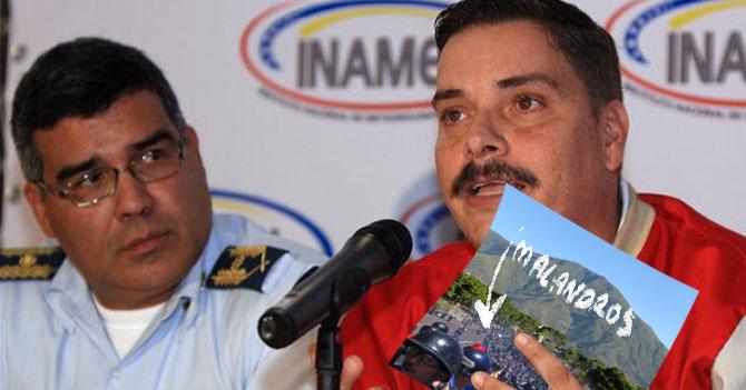 INAMEH anuncia llegada de onda tropical de malandros para diciembre