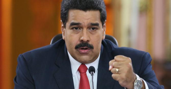 """Maduro: """"Si legalizamos la corrupción, aumentamos la recaudación de impuestos en 80%"""""""