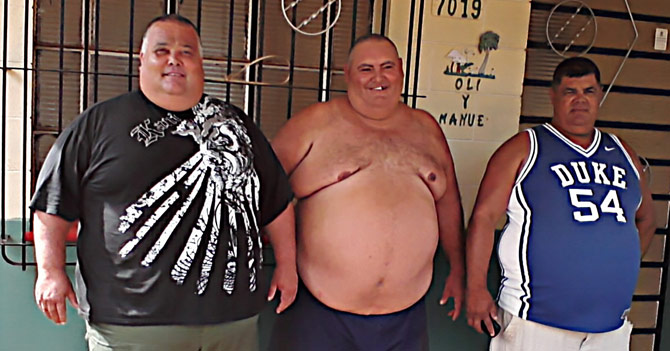 Fotogalería: para que te sientas bien, gente que está más gorda que tú