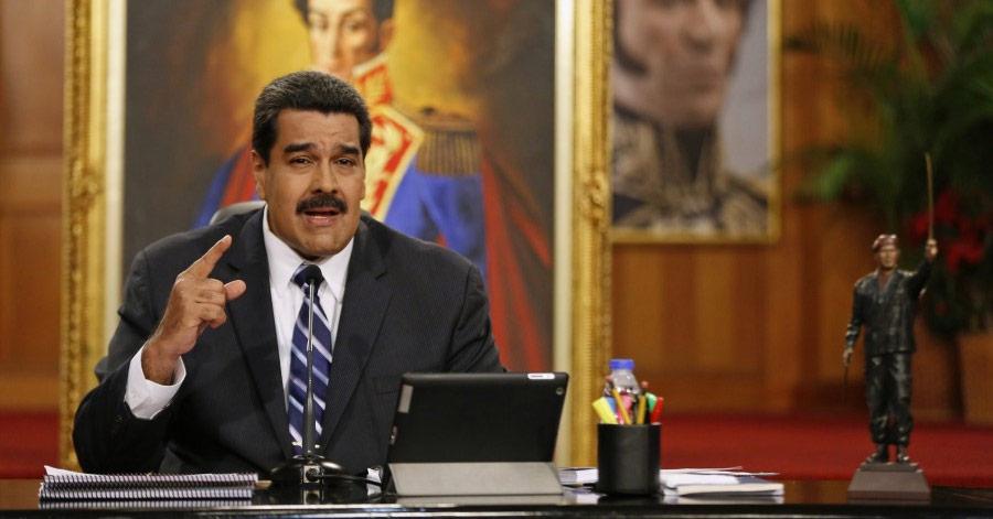 Si haces click en esta noticia Maduro toma medidas y el país se recupera