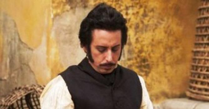 """Bolívar: """"Peor que la tuberculosis fue ver a Roque interpretándome"""""""