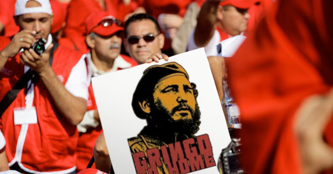 "EEUU abrirá en Cuba fábrica de avisos ""Gringo go Home"" para exportar a Venezuela"