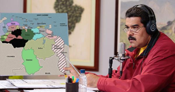 Gobierno recortará gastos eliminando estado Apure, Cojedes y Portuguesa