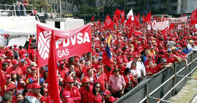 Funcionario oficialista asistirá a marcha en contra de sanciones apenas termine de sancionar a opositor