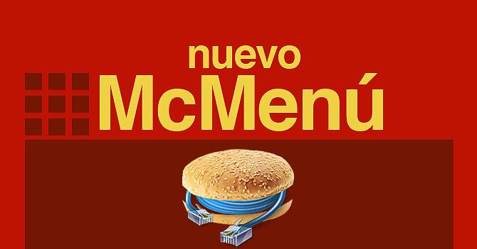 En exclusiva: el nuevo McMenú