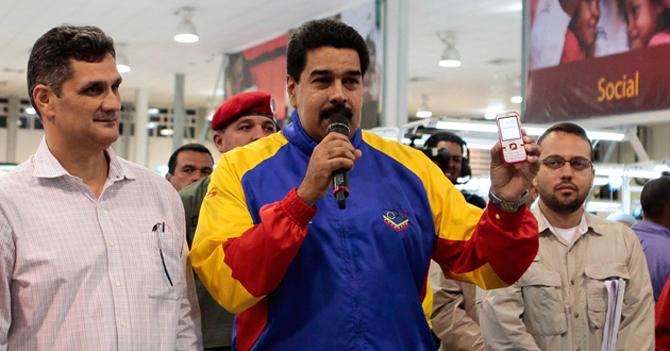 Solución a los problemas del país lleva 2 años atrapada en el buzón de voz de Maduro