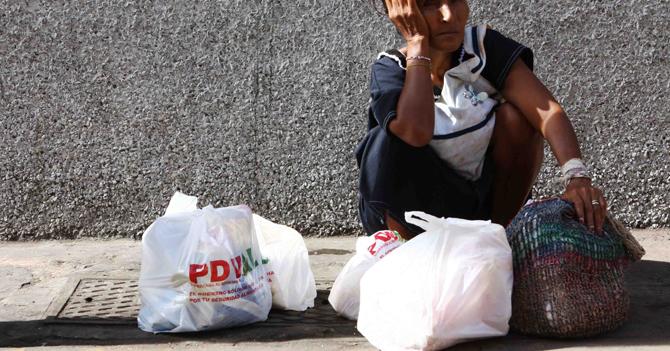 Si estás leyendo esto en Venezuela los más probable es que seas pobre*