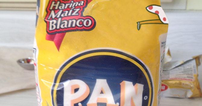 Señora del paquete de Harina PAN es obligada a salir del país