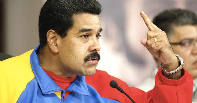 Maduro 170 anuncia 170 que 170 frustraron 170 un 170 golpe 170 de 170 Estado 170