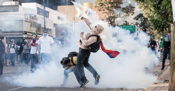 Venezolanos recuerdan con nostalgia Venezuela por la que protestaban en 2014