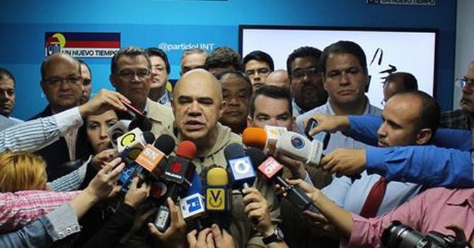 MUD hará primarias para elegir próximos perseguidos políticos