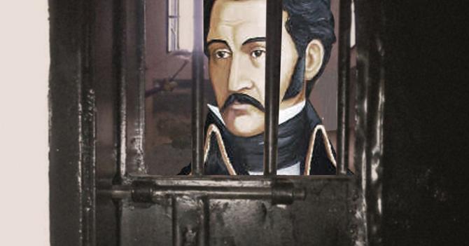 Funcionarios del SEBIN viajan en el tiempo para detener a José Félix Ribas